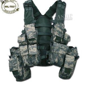 Commando RSA VEST